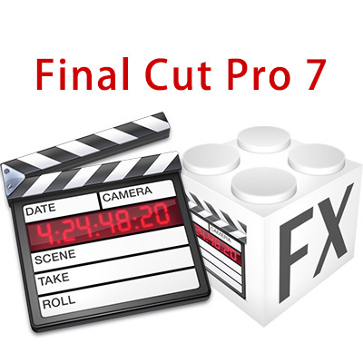 final cut pro 7.0.3 final cut studio 3程序中文版fcp7插件教程