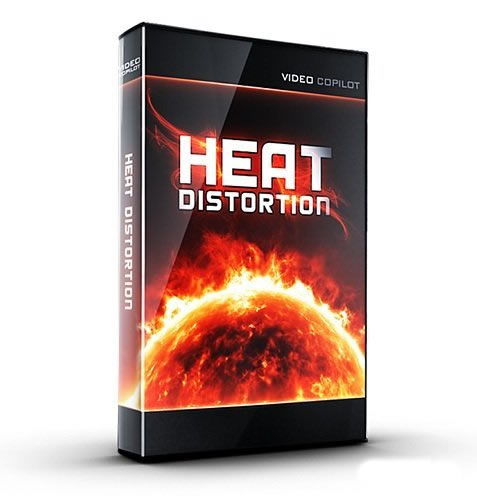 热浪变形AE插件 Heat Distortion v1.0.31 CE for After Effects