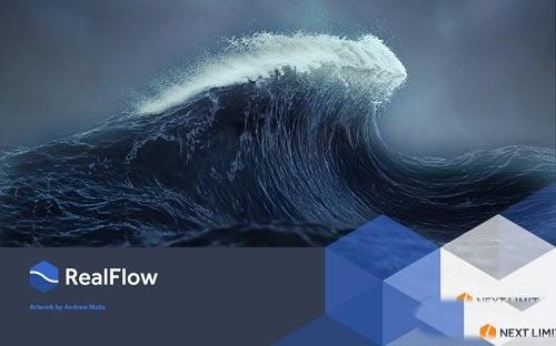 NextLimit REALFLOW | CINEMA 4D 2.5.2 WIN