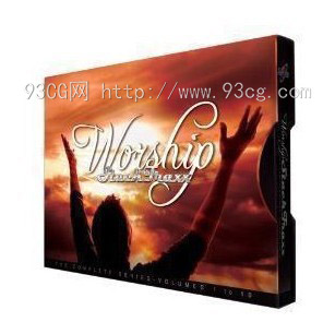 Digital Juice Worship StackTraxx 1-10全集 原版配乐 分层音频