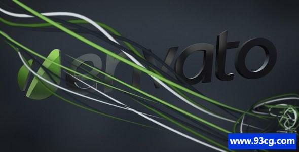 抽象LOGO标志展示视频模板下载 Impact Logo Reveal 02