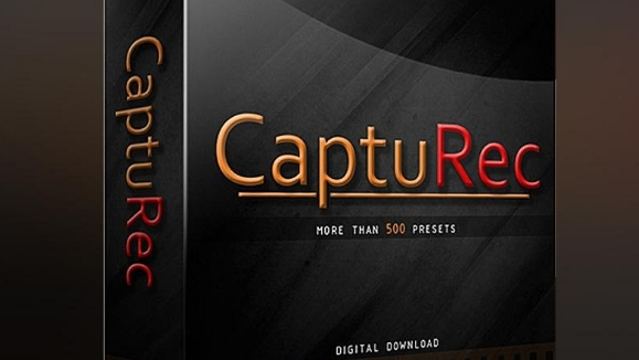 CaptuRec  MegaBundle  +500 LUTs (Win/Mac)