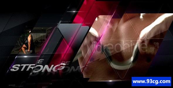 体育赛事 栏目包装 AE视频模板下载 Sport Events