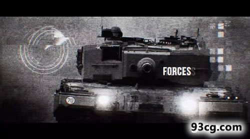 PR模板下载 电影开场片头视频模板下载Cinematic Damage Trailer