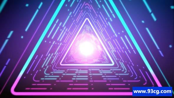 未来派徽标揭示 视频展示片头模板下载 AE模板下载