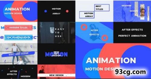 文字排版工具错字场景 PR视频片头模板下载 Typo Scenes