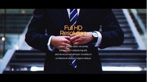 现代流行通用影视级推广预告宣传模板Modern Cinematic Promo