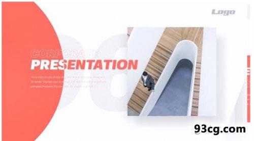 动力学排版 文字排版动画设计 Business Presentation